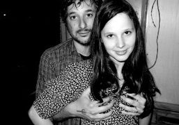 The most beautiful couple in town, Harmony and Rachel Korine at the…