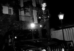 André Saraiva in front of the Hotel des Lices after the 2011Chanel…