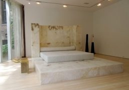 Salon94's uptown space is transformed by Rick Owens in his new exhibition,…