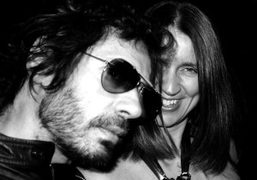 Olivier Zahm and Karla Otto at the Replay party on the Croisette,…