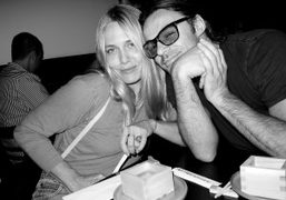 My favorite couple in New York Mary Frey and Mario Sorrenti at…