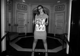 Caroline Gaimari at the Acne Paper Issue 10 launch party at the…