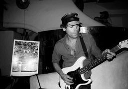 Brain McPeck from tv baby performing at Kenmare, New York. Photo Rachel…