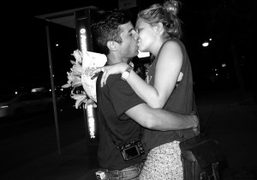André Saraiva and Annabelle Dexter-Jones getting more and more in love everyday,…