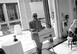 Karl Lagerfeld receives Couture Council Fashion Visionary Award