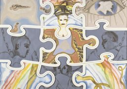 A Private Geography by Francesco Clemente