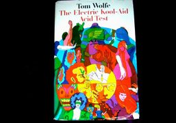 First edition of The Electric Kool Aid Acid Test by Tom Wolfe,…