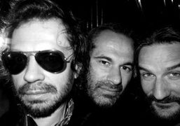 Olivier Zahm, Jean-Yves Le Fur and Frederic Begbeider reunited at Le Montana,…