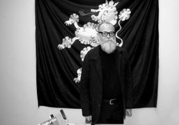 AA Bronson at the launch of the new monograph General Idea, A…