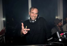 Paul Sevigny DJing for five hours at the Boom Boom Room for…