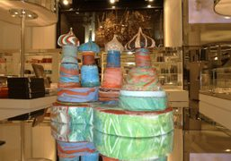 AnOther magazine's 10th birthday cake designed by Missoni and created by cake-maker…