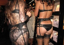 AGENT PROVOCATEUR'S OPENING ON RODEO DRIVE, los angeles