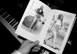 Ari Marcopoulos and Richard Prince's fanzine devoted to found pictures of Jungle…