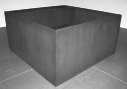 Donald Judd at the Pace Gallery, New York