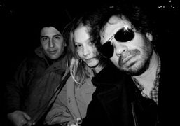 Andre Saraiva, Annabelle Dexter-Jones, and Olivier Zahm at Le Bain, Standard Hotel,…