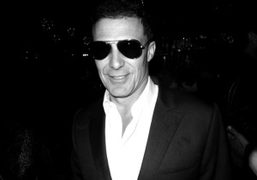Andre Balazs, the owner of the Standard Hotel, wearing my Ray Ban…