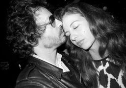 Olivier Zahm and Chiara Clemente at the Chanel dinner at Odeon for…