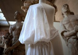 MADAME GRES, LA COUTURE A L'OEUVRE at the musee bourdelle, paris