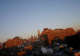 My everyday picture of the New York skyline from The Standard Hotel,…