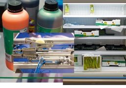 FESPA Digital/Fruit Logistica,  2012
