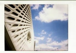 The Broad museum opening, Los Angeles