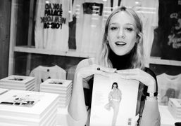 Chloë Sevigny book signing hosted by IDEA Books at Dover Street Market,...