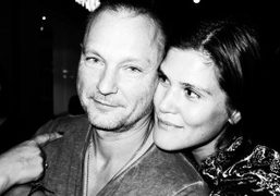 """Juergen Teller """"The Clinic"""" opening at CFA Gallery and after-show dinner at..."""