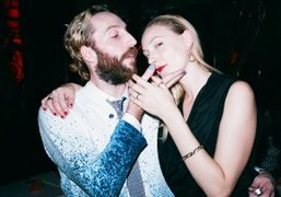 Highlights from the Paris Fashion Week S/S 2016 parties, Paris