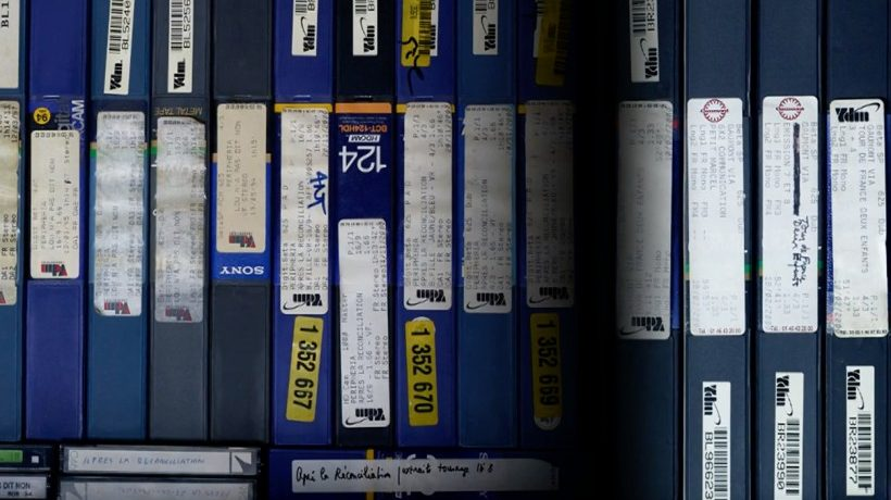 What We Leave Behind: recordings from Jean-Luc Godard's archives