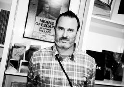 Ed Templeton book signing for the 10th Anniversary of Claire de Rouen...