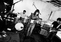 "Eleanor Friedberger at Jonah Freeman, Justin Lowe and Jennifer Herrema's ""Scenario in..."