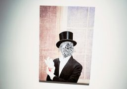 Jim Shaw exhibition at Simon Lee Gallery, London