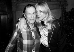 Purple and Milk dinner at Chateau Marmont (Part II), Los Angeles
