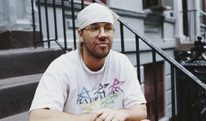 Alex Bag TV Takeover / Charlie Rose interviews David Foster Wallace
