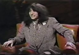 Alex Bag TV Takeover / Patti Smith interviewed by Tom Snyder (1978)