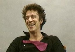 Alex Bag TV Takeover / Richard Hell Interview on Videowave (1983)