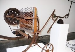 Jean Tinguely at Gladstone Gallery, New York