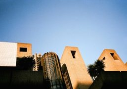 A visit to the Barbican Centre, London