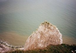 A trip to Beachy Head (White Cliffs of Dover) in Eastbourne