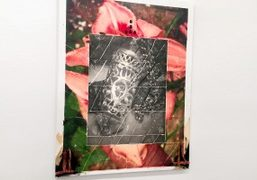 A work by Borden Capalino featured in Lisa Cooley's latest exhibition Active...