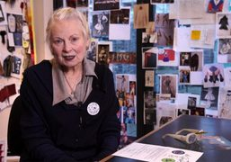 A Message from Vivienne Westwood: Be Specific