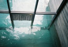 A trip to the Therme Vals by Peter Zumthor in Vals, Switzerland