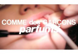 "Watch the premiere of the new Comme des Garçons Parfums advert ""DOT:..."