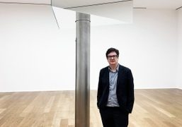 """Mark Wallinger """"ID"""" exhibition opening at Hauser & Wirth, London"""