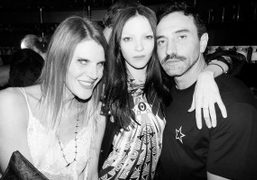 Givenchy after party at the Queen Club, Paris
