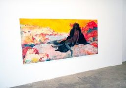 "Cy Gavin ""At Heaven's Command"" solo exhibition at Sargent's Daughters gallery, New..."