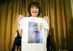 Planned Parenthood spring luncheon honoring Marilyn Minter at the Pierre Hotel, New...