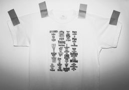 """""""On Verra Bien"""" a retrospective of collectors editions T-shirts by Artists at..."""