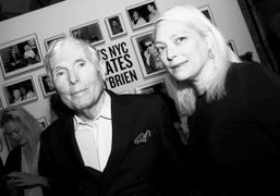 Free Arts NYC Annual Art Auction honoring Glenn O'Brien hosted by Richard...