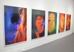"""Petra Collins """"24 Hour Psycho"""" exhibition at Ever Gold [Projects], San Francisco"""